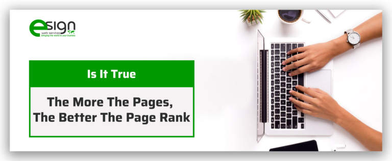 Is it true – The More the Pages, the Better the Page Rank