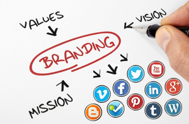 Branding Comes First