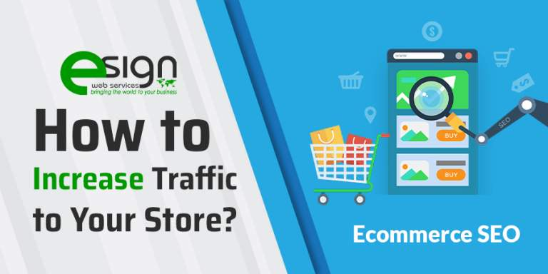 Ecommerce SEO: How to Increase Traffic to Your Store?