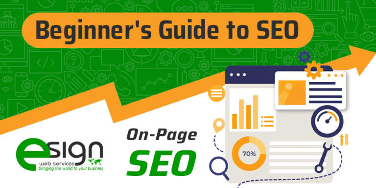 On-Page SEO Beginner's Guide to SEO