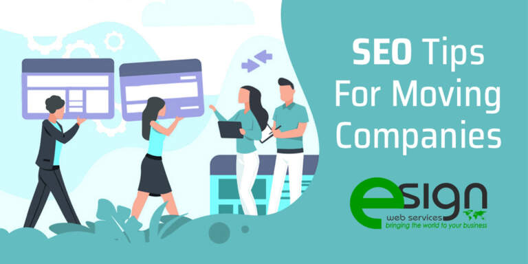 Best SEO Tips for Moving Companies and Movers