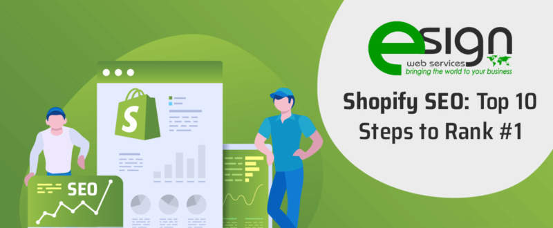 Shopify SEO: Top 10 Tips to Rank higher on Google